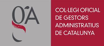Logo Col·legi gestors administratius Catalunya